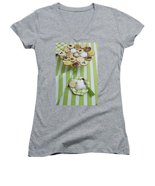 Cookies And Icing Women's V-Neck