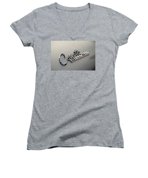 Corvette Sting Ray Women's V-Neck