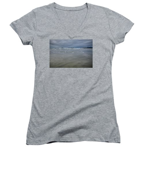 Cox Bay Late Afternoon  Women's V-Neck