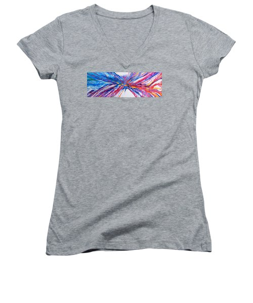 Crux Women's V-Neck T-Shirt