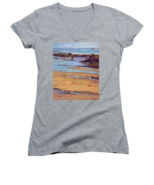 Crystal Cove Women's V-Neck (Athletic Fit)