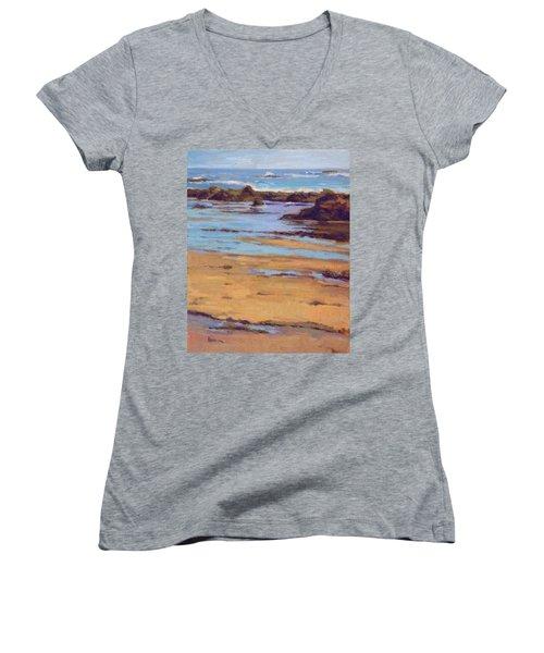 Crystal Cove Women's V-Neck T-Shirt