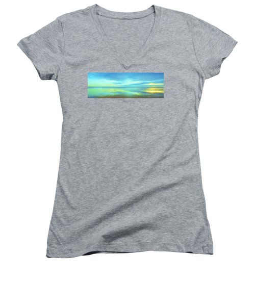Dawning Glory Women's V-Neck