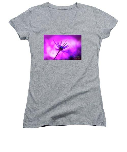 Daydream Women's V-Neck T-Shirt (Junior Cut)