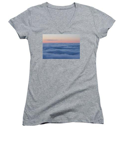 Descent Women's V-Neck T-Shirt