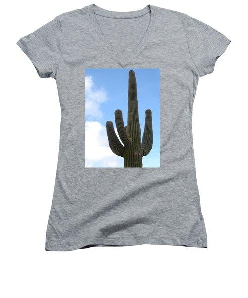 Desert Statesman Women's V-Neck