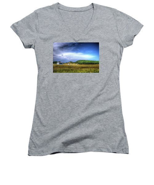 D. H. Day Farm Women's V-Neck T-Shirt