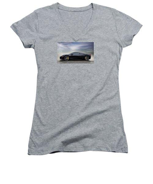 Dream #458 Women's V-Neck T-Shirt