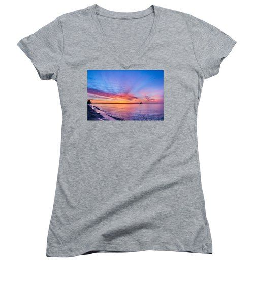 Dreamer's Dawn Women's V-Neck