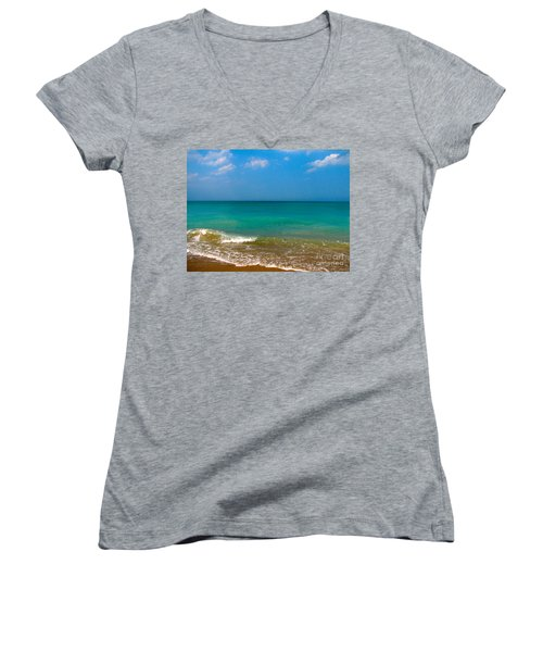 Eastern Shore 2 Women's V-Neck (Athletic Fit)