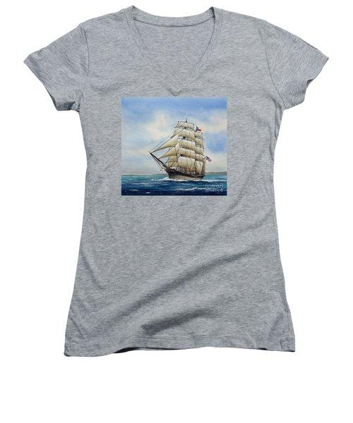 Elissa Women's V-Neck T-Shirt