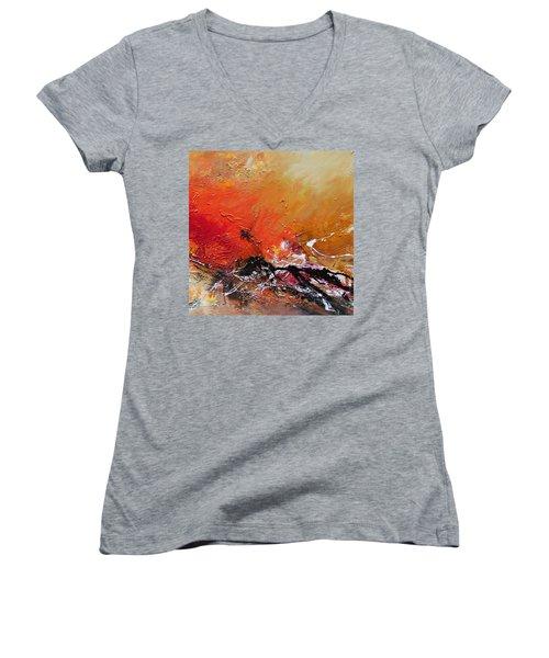 Emotion 2 Women's V-Neck T-Shirt