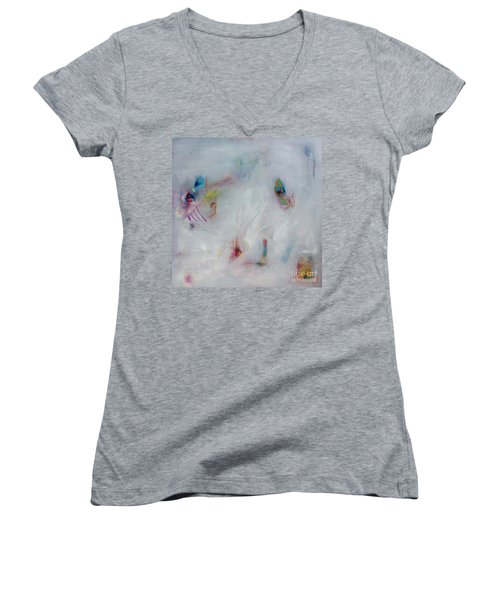 Exit Women's V-Neck T-Shirt