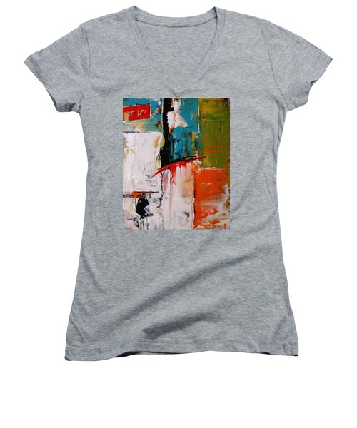 Falls IIi Women's V-Neck (Athletic Fit)