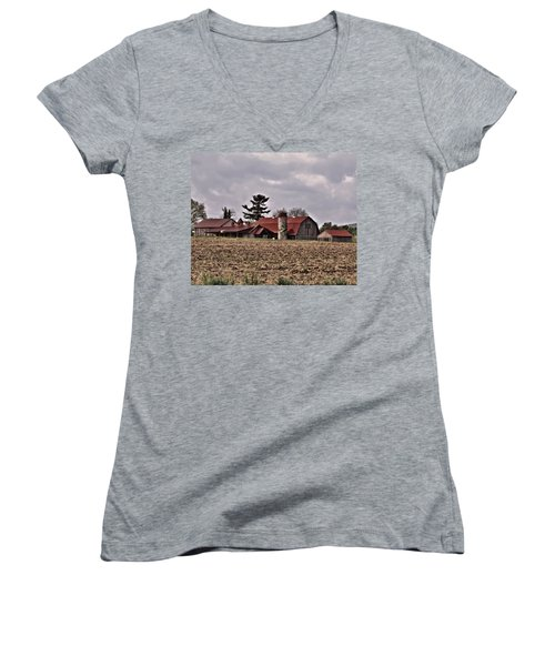 Farm 2 Women's V-Neck