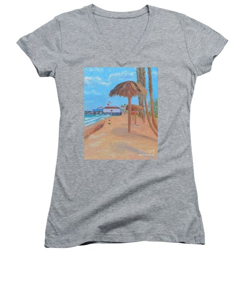 Fisherman's Resturant Women's V-Neck