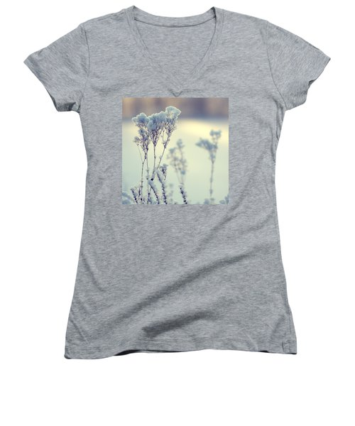 Fleeting Moment Women's V-Neck