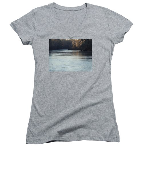Flint River 31 Women's V-Neck