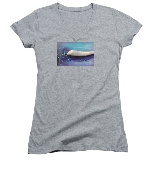 Fly Away Women's V-Neck