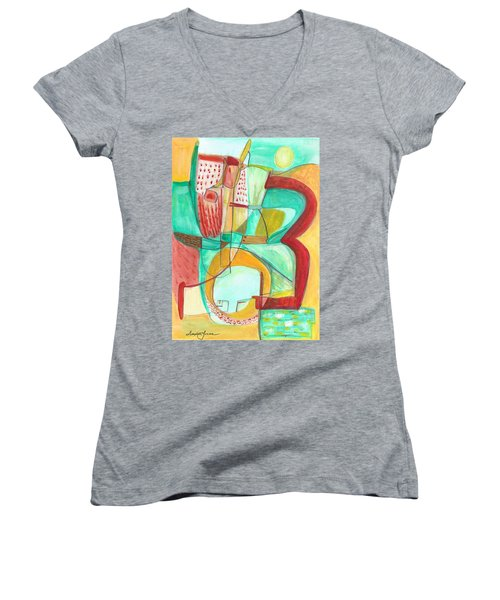 From Within 8 Women's V-Neck