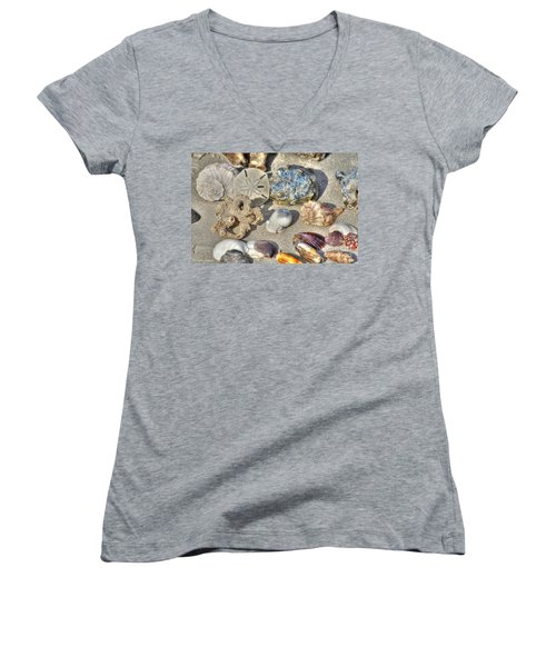 Gifts Of The Tides Women's V-Neck T-Shirt