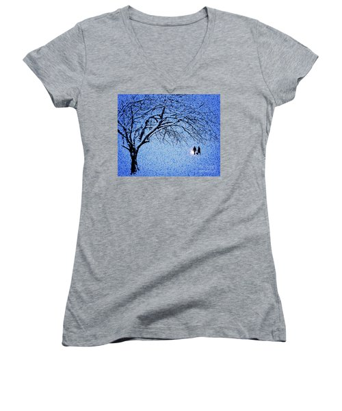 Going Home Women's V-Neck