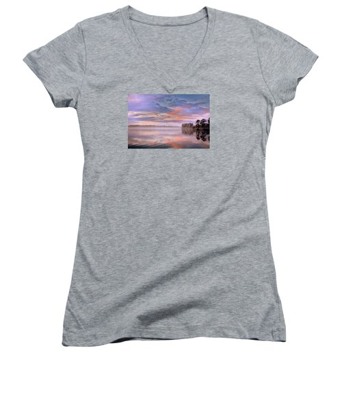Good Morning Women's V-Neck T-Shirt