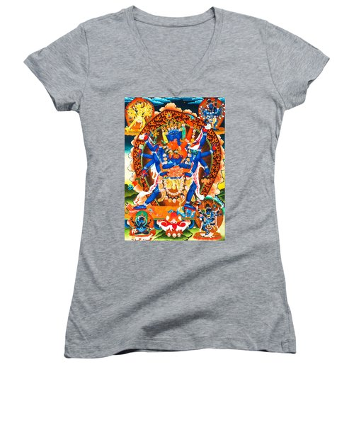 Heruka Women's V-Neck (Athletic Fit)