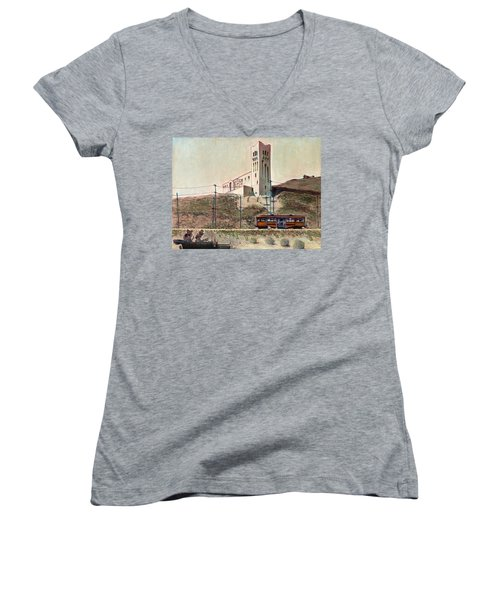 Highland Park 1914 Women's V-Neck