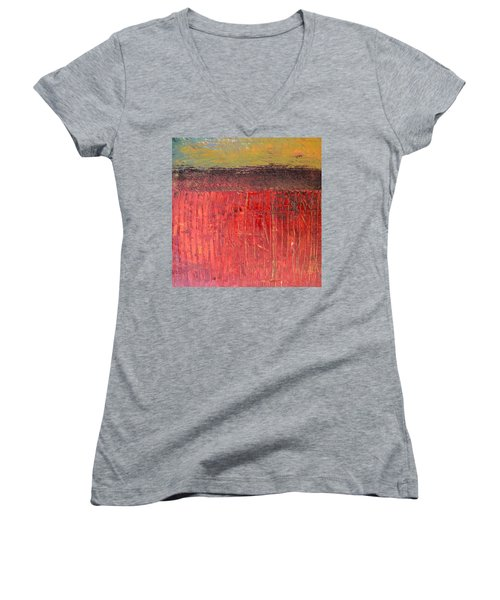 Highway Series - Cranberry Bog Women's V-Neck