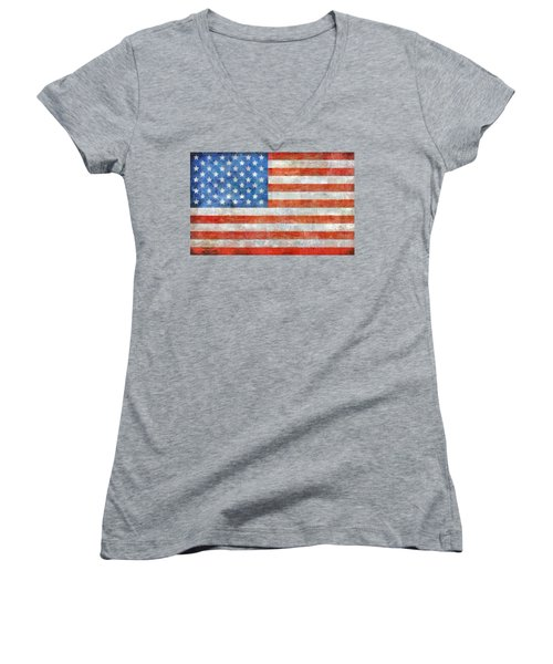 Homeland Women's V-Neck (Athletic Fit)