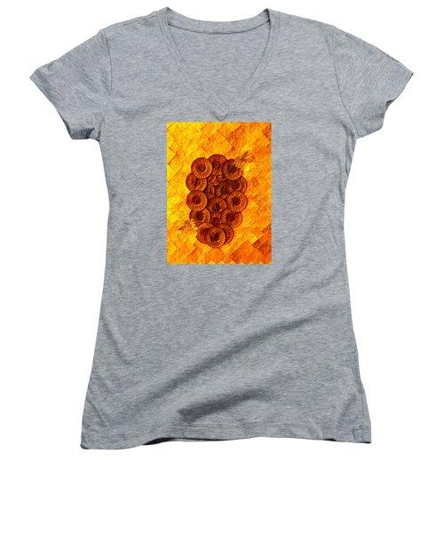 Honeybee 2 Women's V-Neck T-Shirt