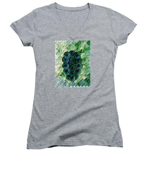 Honeybee 3 Women's V-Neck T-Shirt