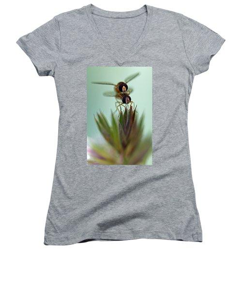 Hover Bugs Women's V-Neck