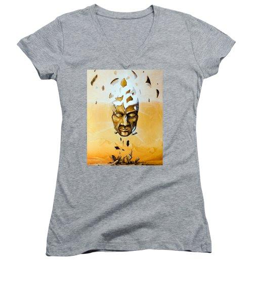 Illuminator Women's V-Neck T-Shirt