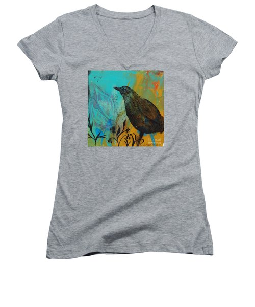 Interlude Women's V-Neck (Athletic Fit)