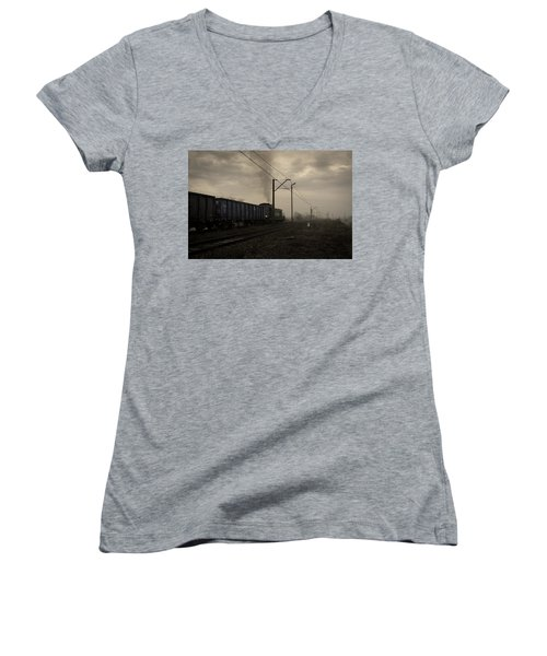 Into The Void Women's V-Neck