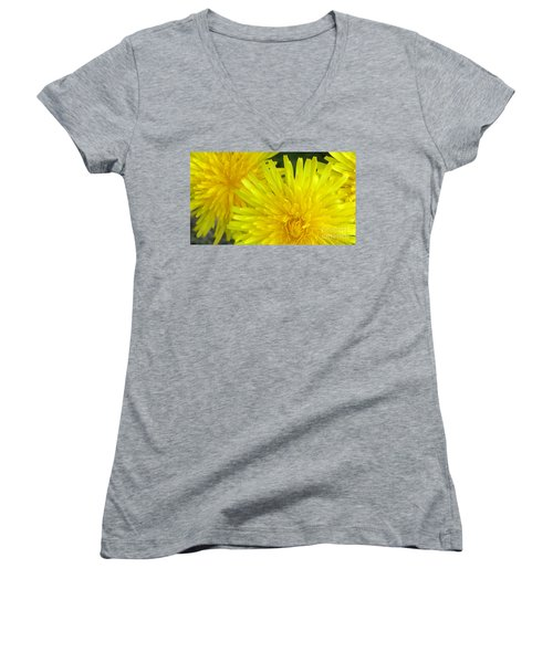 Just Dandy Women's V-Neck (Athletic Fit)
