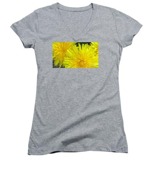 Just Dandy Women's V-Neck T-Shirt