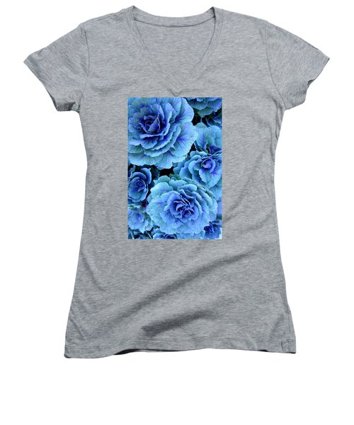 Kale Women's V-Neck T-Shirt