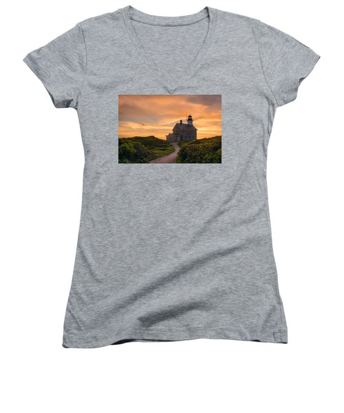 Keeper On The Hill Women's V-Neck