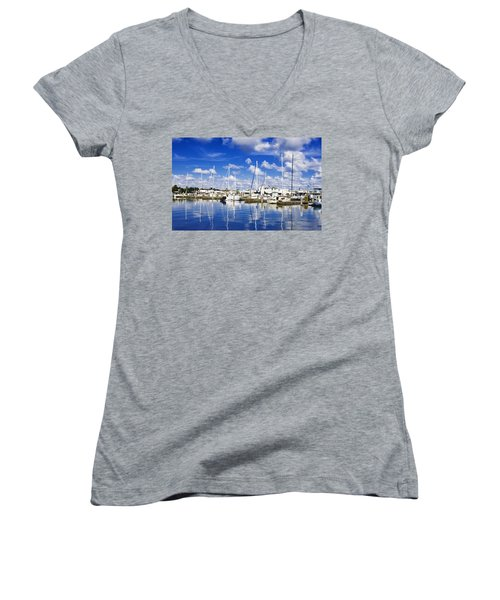 Key West Women's V-Neck T-Shirt