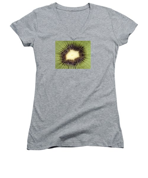 Kiwi Cut Women's V-Neck
