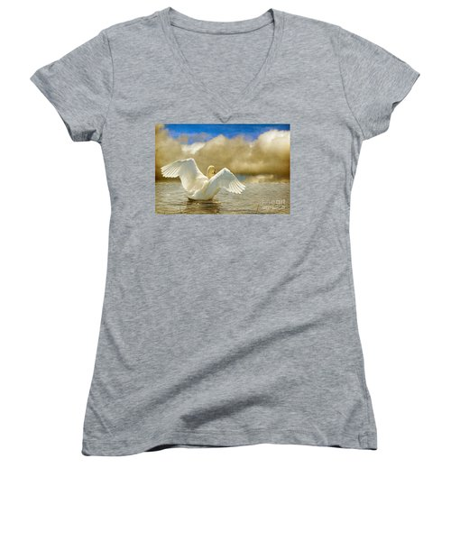 Lady-in-waiting Women's V-Neck