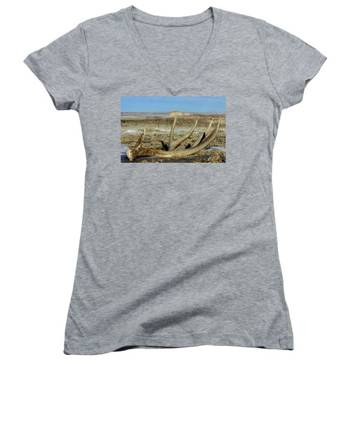 Life Above The Buttes Women's V-Neck