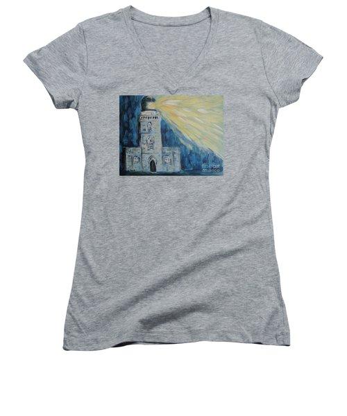 Lighthouse Women's V-Neck