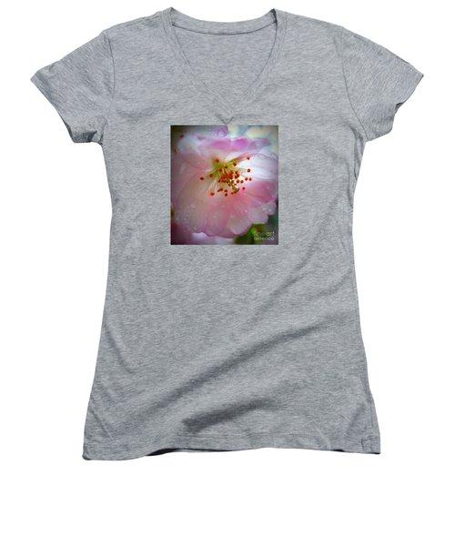Liquid Sunshine Women's V-Neck T-Shirt