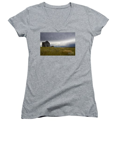 Little Remains Women's V-Neck T-Shirt