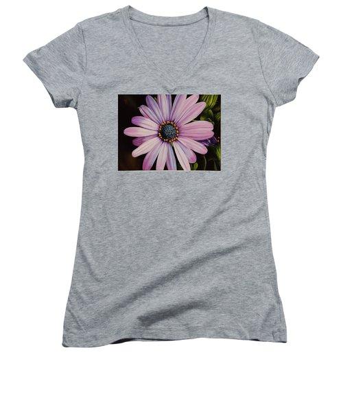 Little Showoff Women's V-Neck T-Shirt