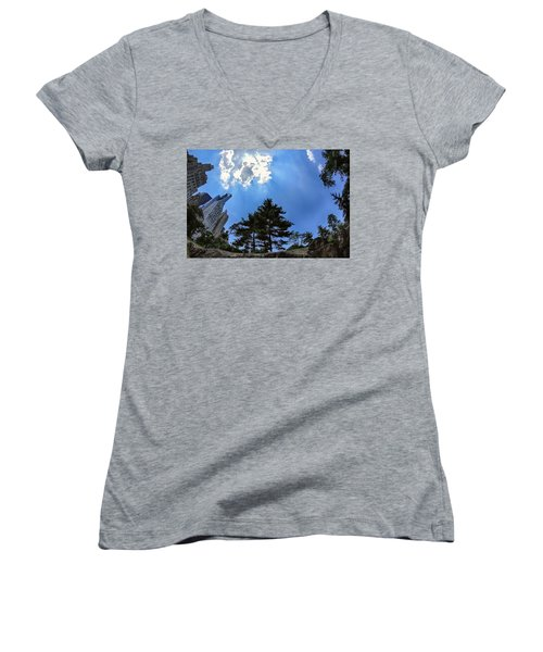 Long Way Up Women's V-Neck